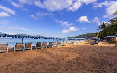 Карон - один из лучших пляжей Пхукета...