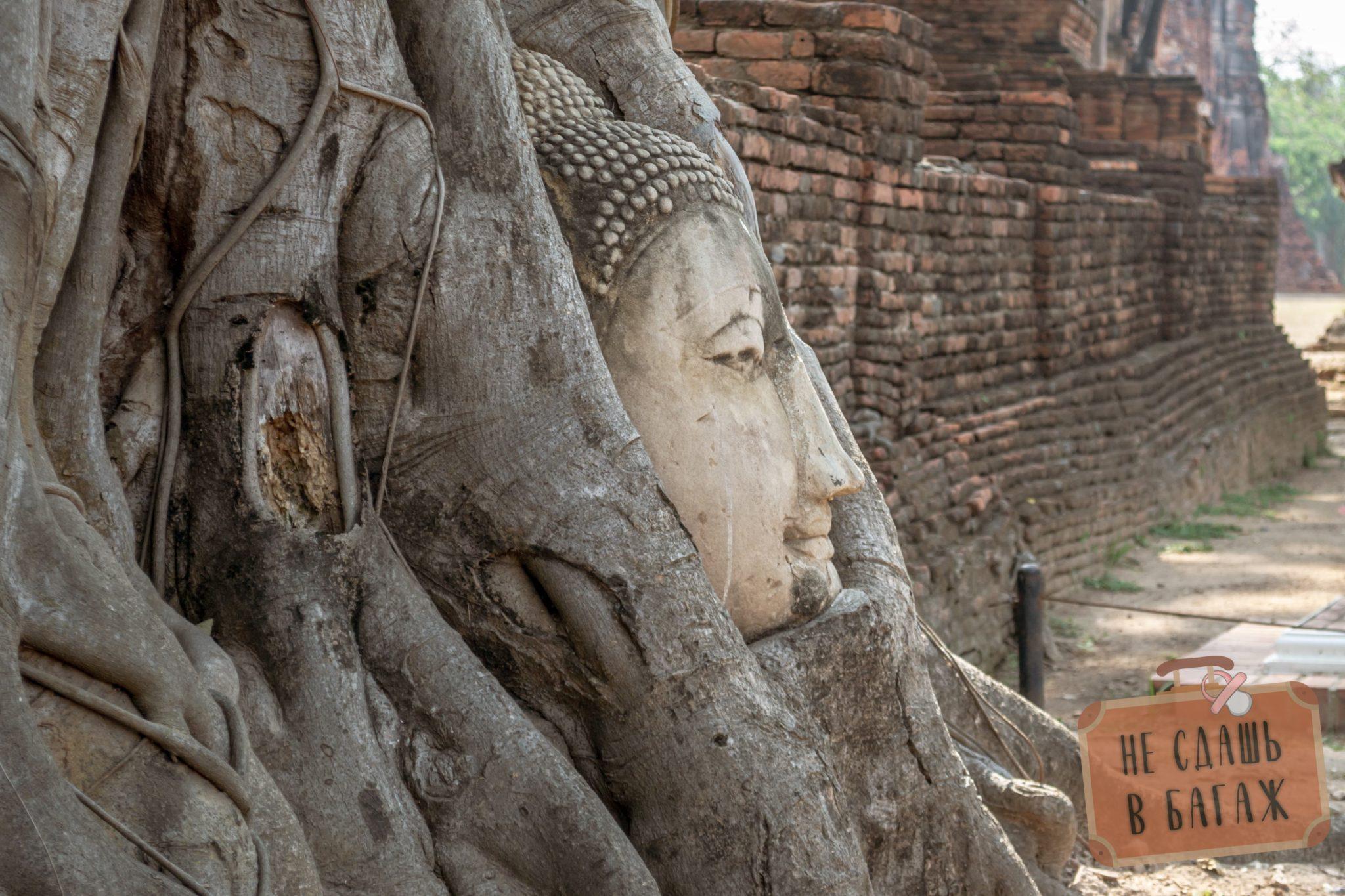 История Аюттайи и храм Ват Махатхат
