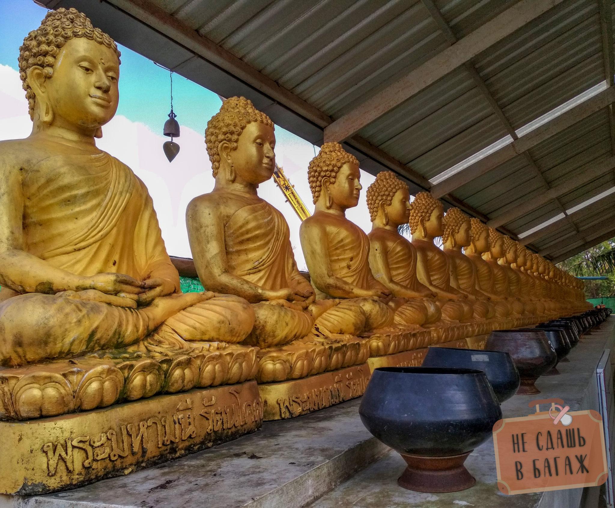 обряды в Биг Будде