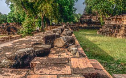 Храмы Аюттайи: Ват Ратчабурана, Ват Суваннавас, Ват Пхра-Сисанпхет, Ват Таммикарат и Лежачий Будда