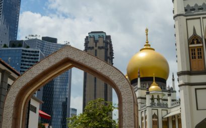 арабский квартал Сингапура