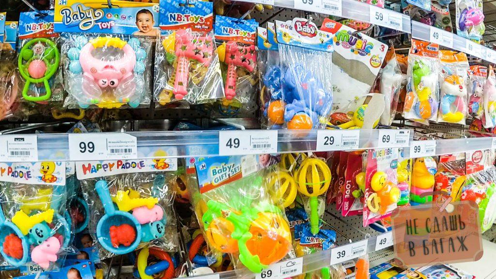 Погремушки и игрушки для купания
