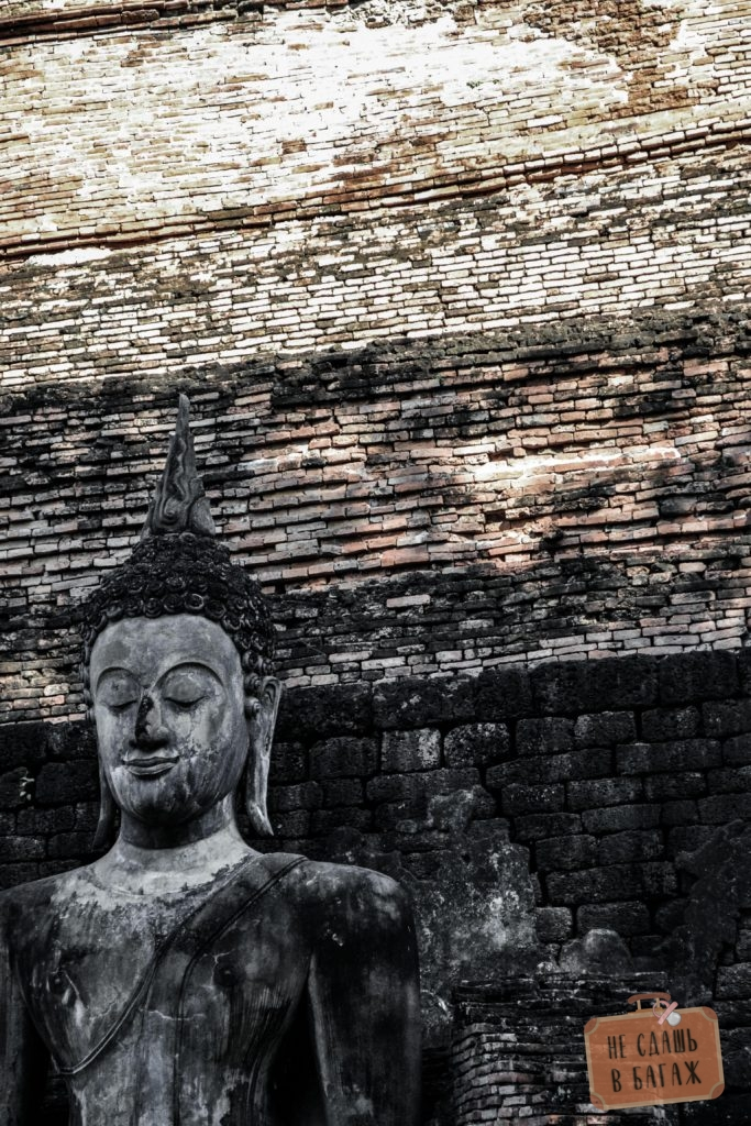 Будда в Ват Махатхат