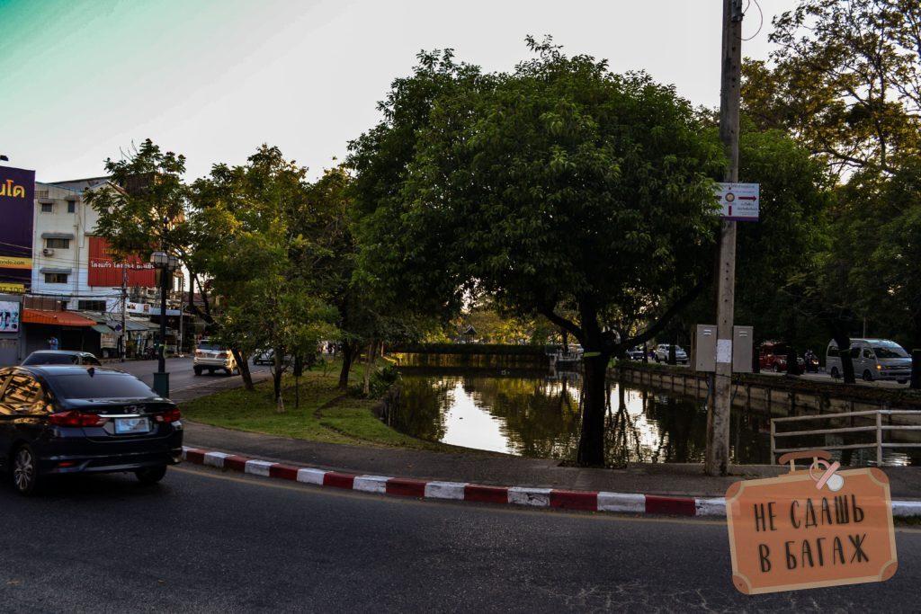 По улицам Чиангмая