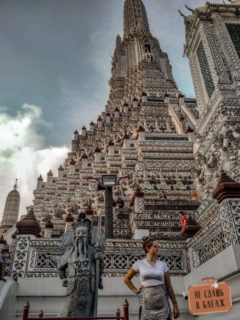 Храм Арун в Бангкоке