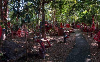 храм ада и рая в Чиангмай