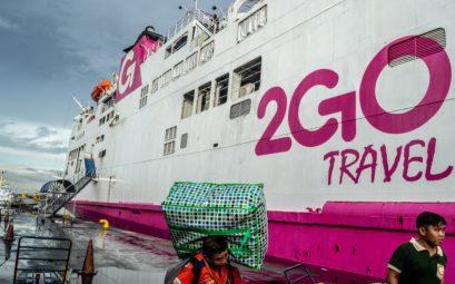 Паром 2Go на Филиппинах