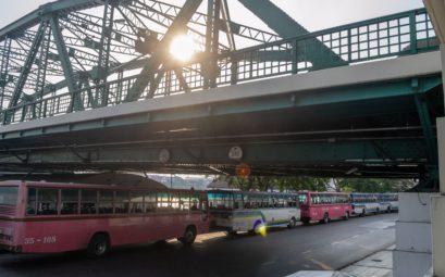 автовокзал Мо Чит Бангкок