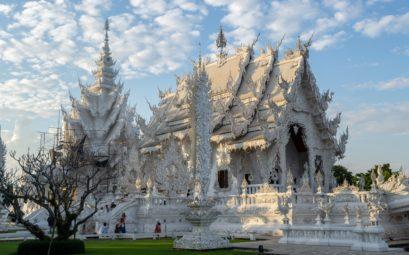 Белый храм в Чианграе