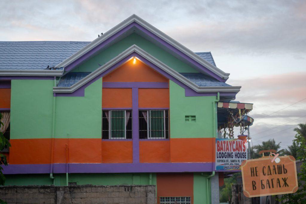 Дом на Бантаяне с комнатами по 6 тысяч песо