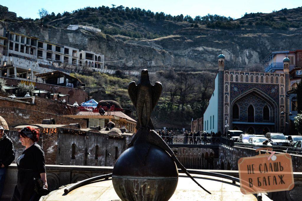основатель города тбилиси