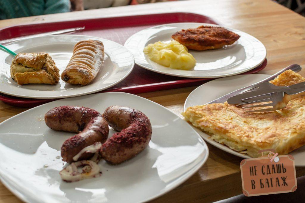 Семейная столовая в Тбилиси - цена-качество на высоте