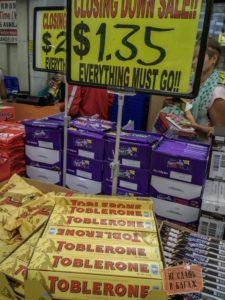 Цены в магазинах Сингапура