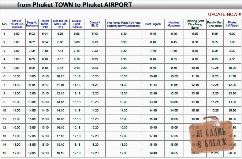 raspisanie avtobusa aeroport phuket tawn