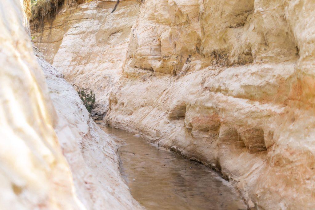 Малый Лужский каньон изнутри