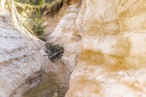 Малый Лужский каньон
