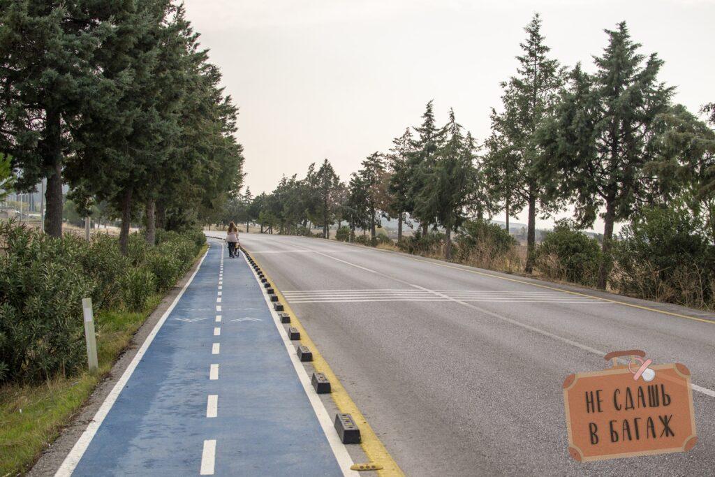 Велодорожки Карахаит